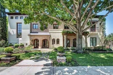 6314 Brompton, West University Place, TX 77005 - MLS#: 64080987