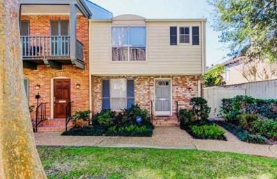 1228 Fountain View UNIT 180, Houston, TX 77057 - MLS#: 64582837