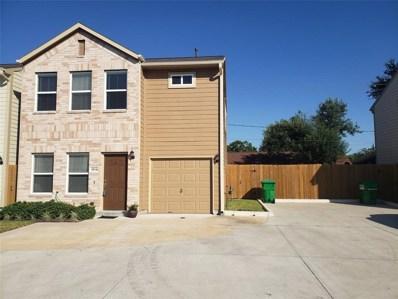 5104 Pinemont, Houston, TX 77092 - MLS#: 65370819