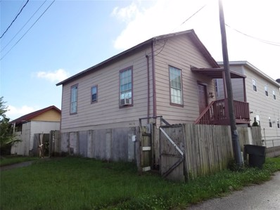1015 48th Street, Galveston, TX 77551 - MLS#: 65554450