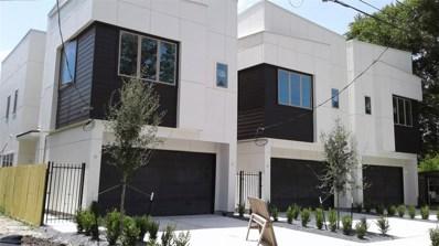 4806 Terry Street UNIT A, Houston, TX 77009 - MLS#: 66098771