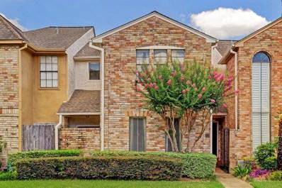 727 Bunker Hill UNIT 86, Houston, TX 77024 - MLS#: 66265689