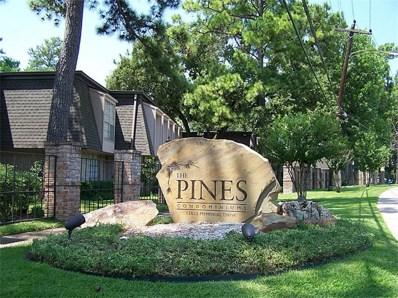 12633 Memorial Drive UNIT 168, Houston, TX 77024 - MLS#: 66297083