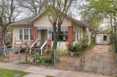 202 Cordell Street Street, Houston, TX 77009 - MLS#: 66549268