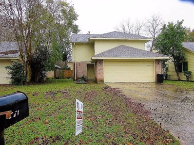 16730 Shrub Oak, Humble, TX 77396 - MLS#: 66848114