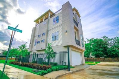 3507 Facundo Street, Houston, TX 77018 - MLS#: 67434385