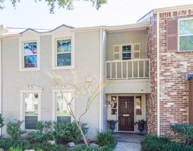832 Wax Myrtle Lane, Houston, TX 77079 - #: 67888259