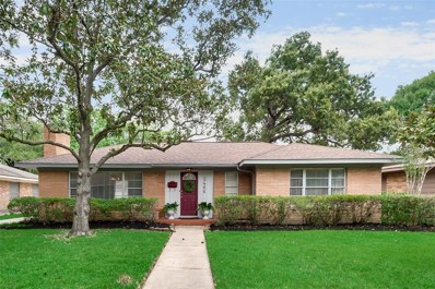 3406 Linkwood Drive, Houston, TX 77025 - MLS#: 68689985