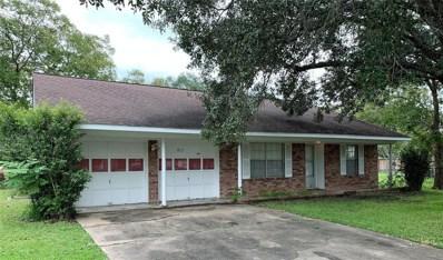 1821 Linwood Drive, Wharton, TX 77488 - MLS#: 68991252
