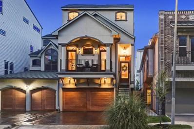 606 W Pierce Street, Houston, TX 77019 - MLS#: 69067268