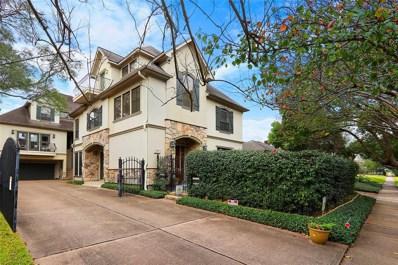 1809 Harold Street, Houston, TX 77098 - MLS#: 69162204