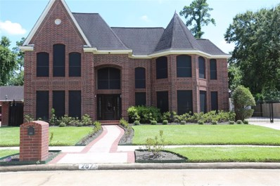 267 Wood Circle Lane, Houston, TX 77015 - MLS#: 69207590