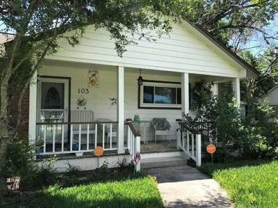 103 W Barrow, Dayton, TX 77535 - MLS#: 69913441
