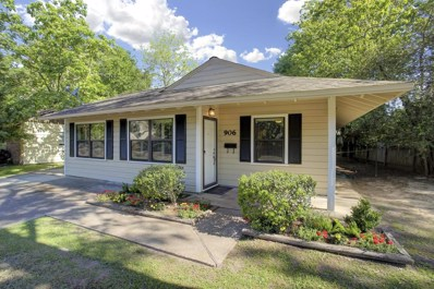906 W 43rd, Houston, TX 77018 - MLS#: 70241459