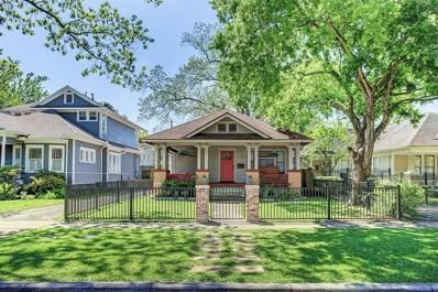 1637 Cortlandt Street, Houston, TX 77008 - #: 70384163