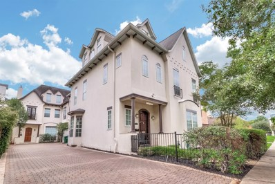 2043 W Main UNIT A, Houston, TX 77098 - MLS#: 7045388