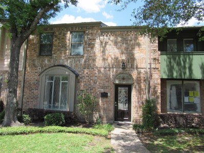 15127 Kimberley UNIT 19, Houston, TX 77079 - MLS#: 71093519