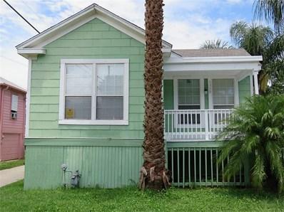 1314 13th, Galveston, TX 77550 - MLS#: 71621916