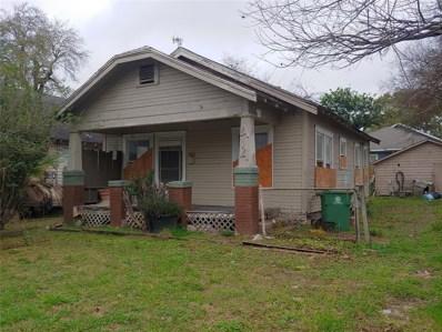 414 Coronado Street, Houston, TX 77009 - #: 71803967