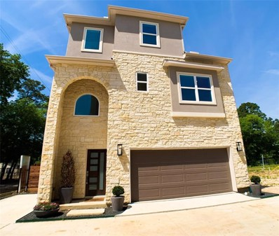 1436 W 34th 1\/2 Street, Houston, TX 77018 - MLS#: 71959539