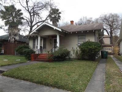 713 Wendel Street, Houston, TX 77009 - #: 72053374