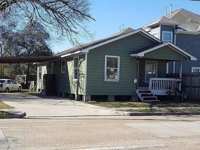 4813 Hardy Street, Houston, TX 77009 - MLS#: 72268817