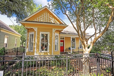 1706 Crockett Street, Houston, TX 77007 - MLS#: 7307970
