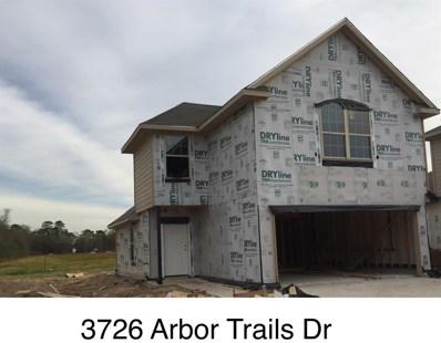 3726 Arbor Trails Drive, Humble, TX 77338 - #: 73603272