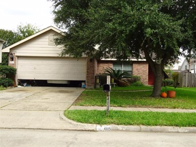 4815 Mill Creek Drive, Baytown, TX 77521 - MLS#: 73782391