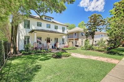 1843 Harvard Street, Houston, TX 77008 - MLS#: 73841963