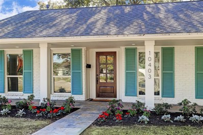 10403 Timberwood Drive, Houston, TX 77043 - MLS#: 74288002