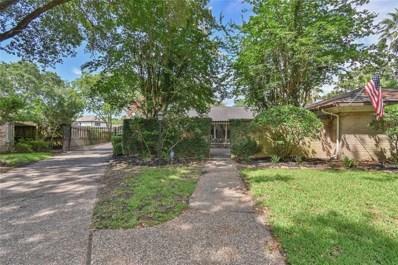 11024 Riverview Drive, Houston, TX 77042 - #: 74652277
