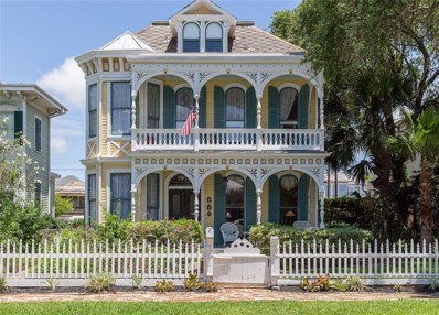 1914 Avenue M, Galveston, TX 77550 - MLS#: 75225616