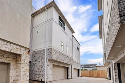 114 Heights Boulevard UNIT F, Houston, TX 77007 - #: 75361937