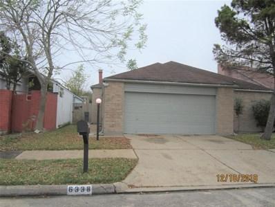 6338 Gladewell Drive, Houston, TX 77072 - MLS#: 75727634