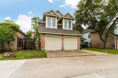 12800 Briar Forest Drive UNIT 14, Houston, TX 77077 - MLS#: 75785920