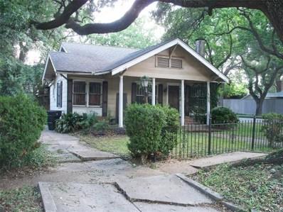 1309 Marshall, Houston, TX 77006 - MLS#: 75801566