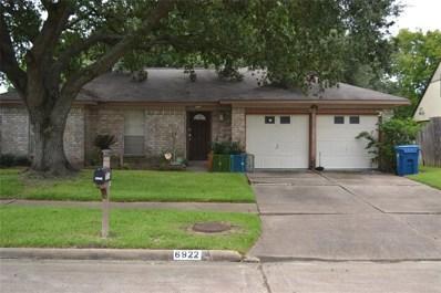 6922 Vialinda, Houston, TX 77083 - MLS#: 75801594