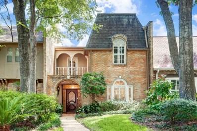 9458 Briar Forest, Houston, TX 77063 - MLS#: 75907891