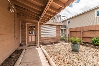 7 Dolphin Street, Bayou Vista, TX 77563 - MLS#: 76136377