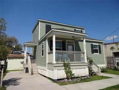 3906 Avenue N, Galveston, TX 77550 - #: 7615662