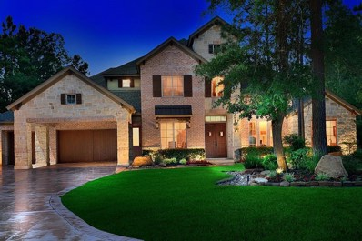47 Player Point Drive, The Woodlands, TX 77382 - MLS#: 77158183