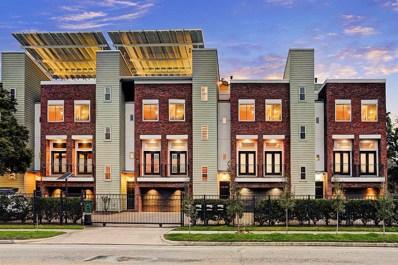 325 E 20th Street, Houston, TX 77008 - MLS#: 77359018