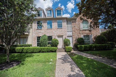 2323 NE Augusta Drive NE UNIT 10, Houston, TX 77057 - MLS#: 77383933