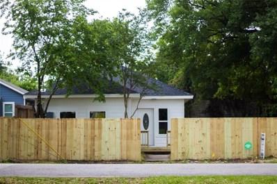 108 Amundsen Street, Houston, TX 77009 - #: 77459785