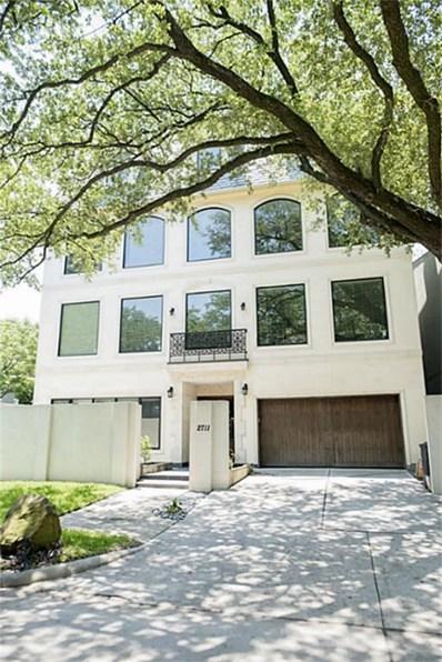 2711 Colquitt Street, Houston, TX 77098 - MLS#: 7757395