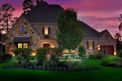 34 N Player Manor Circle, The Woodlands, TX 77382 - MLS#: 78087842