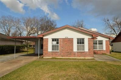 1804 Superior Street, Baytown, TX 77520 - MLS#: 78847782