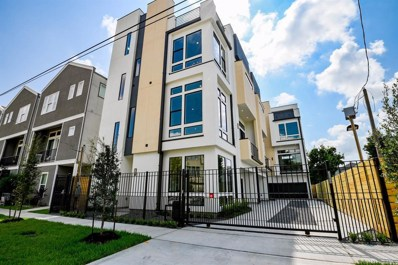 3509 Hutchins Street UNIT A, Houston, TX 77004 - MLS#: 78943224