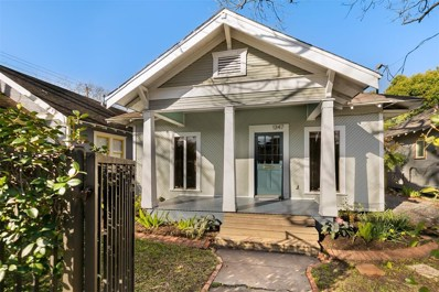 1347 Beverly Street, Houston, TX 77008 - MLS#: 79396930